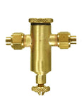 5033 In Line Displacement Lubricator Non Adjustable