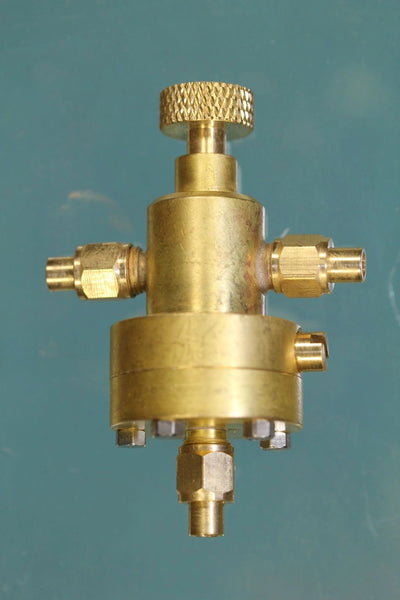 5152 Steam Controlled Gas Regulator Valve