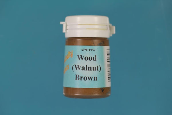 Wood (Walnut) Brown