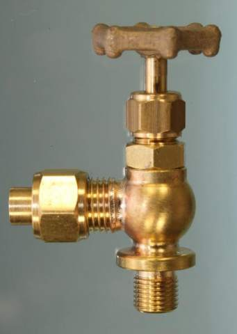 5155 Steam Stop Valves