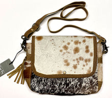 Load image into Gallery viewer, All Leather Myra Shoulder Bag
