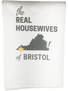 Real Housewives Dish Towel