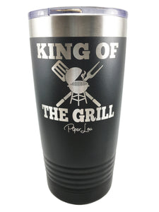 King of the Grill Tumbler