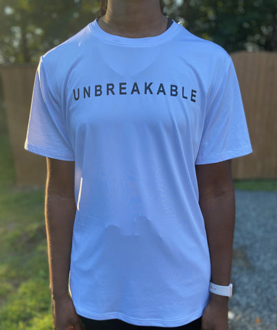 """UNBREAKABLE"" T-SHIRT"