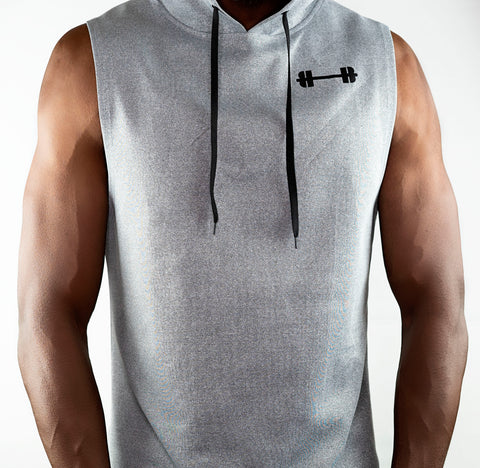 Sleeveless Training Hoodie