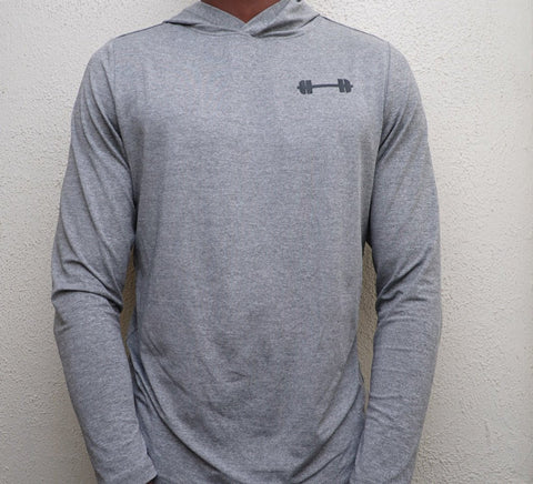 Performance Hooded Long Sleeve
