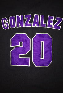 Luis Gonzalez Arizona Diamondbacks Jersey