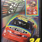 Jeff Gordon NASCAR Framed Picture