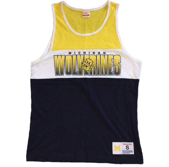Michigan Wolverines Tank Top