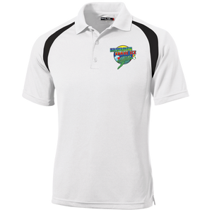 Hawaiian Shave Ice Sport-Tek Moisture-Wicking Golf Shirt