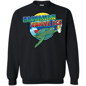 Hawaiian Shave Ice Adult Sweatshirt