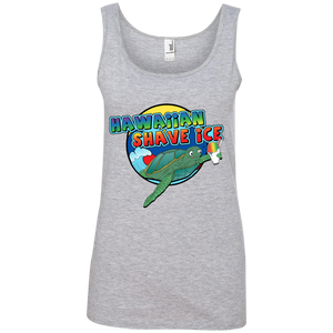 Hawaiian Shave Ice Women's Tank-Top