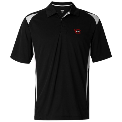 Small Logo Premier Sport Golf Shirt