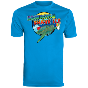 Hawaiian Shave Ice Adult Moisture Wicking Shirt