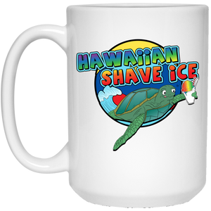 Hawaiian Shave Ice Mug