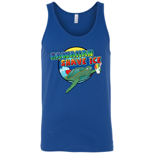 Hawaiian Shave Ice Adult Tank-Top