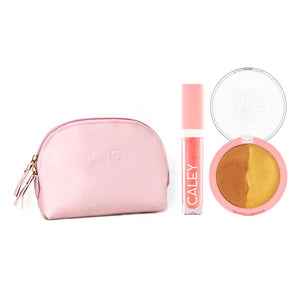 Beach Babe Effortless Beauty Kit Makeup Kit Caley Golden Glow Mango Mojito