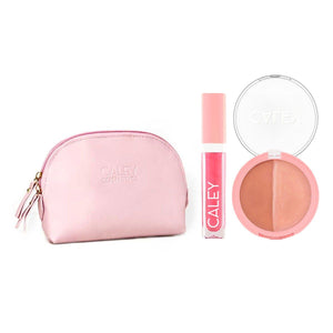 Beach Babe Effortless Beauty Kit Makeup Kit Caley Peach Glow Island Blossom