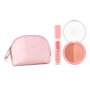 Beach Babe Effortless Beauty Kit Makeup Kit Caley Peach Glow Mango Mojito