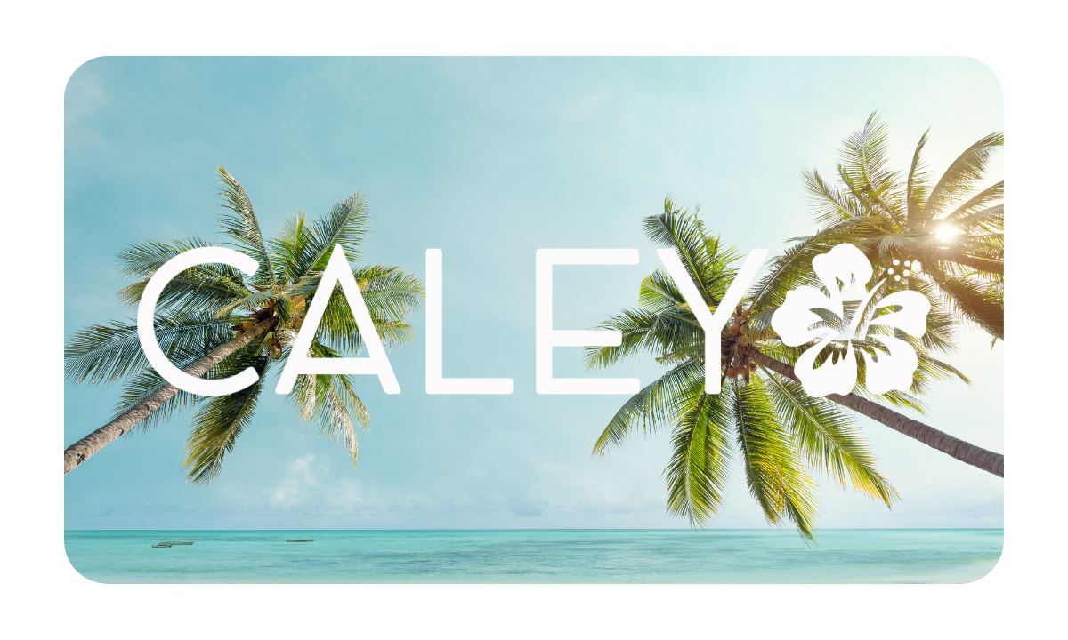 Gift Card Gift Caley Cosmetics