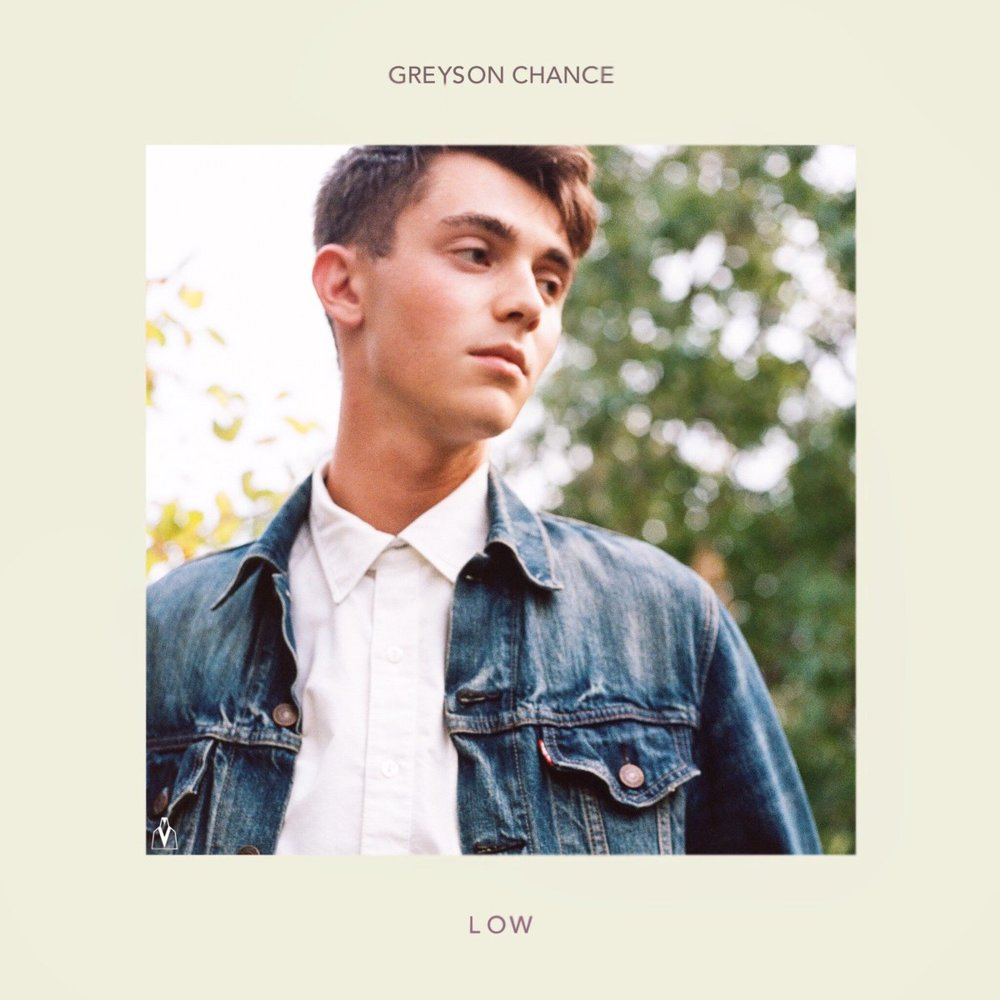 Greyson Chance Dotted Oranges
