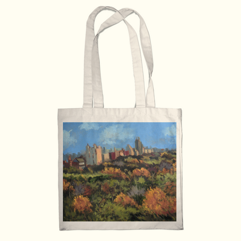 Autumn in NY Tote