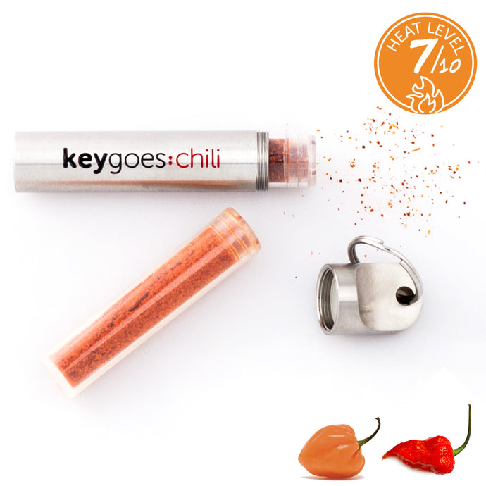 KEYGOES:CHILI HIGH HEAT
