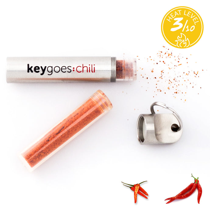 KEYGOES:CHILI MEDIUM HEAT