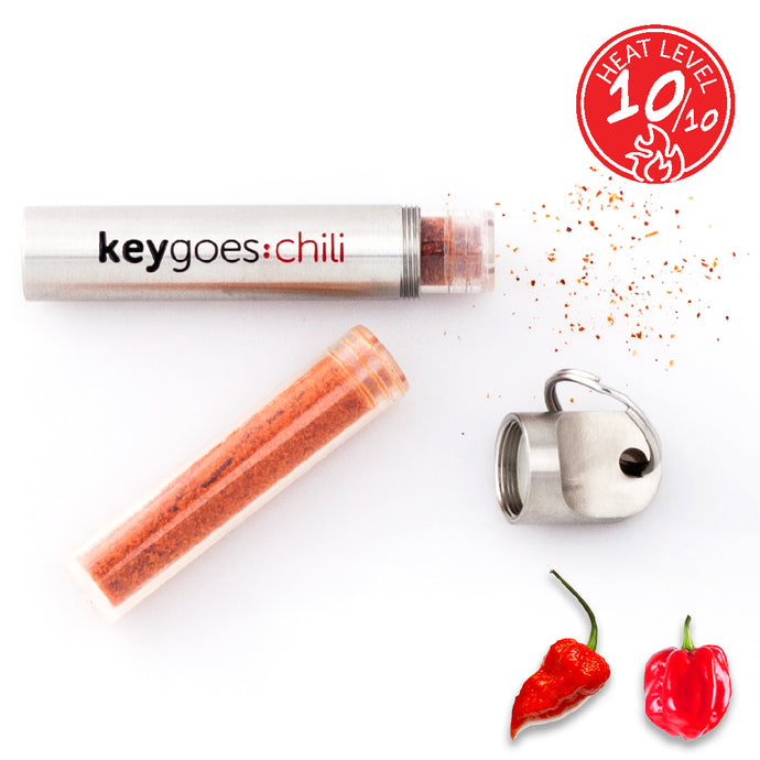KEYGOES:CHILI ULTRA HEAT