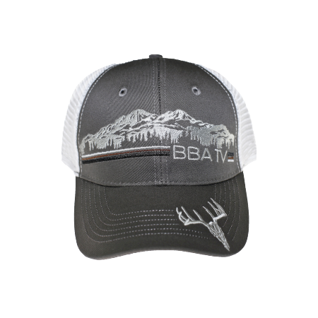 Hat | Mountains Snapback