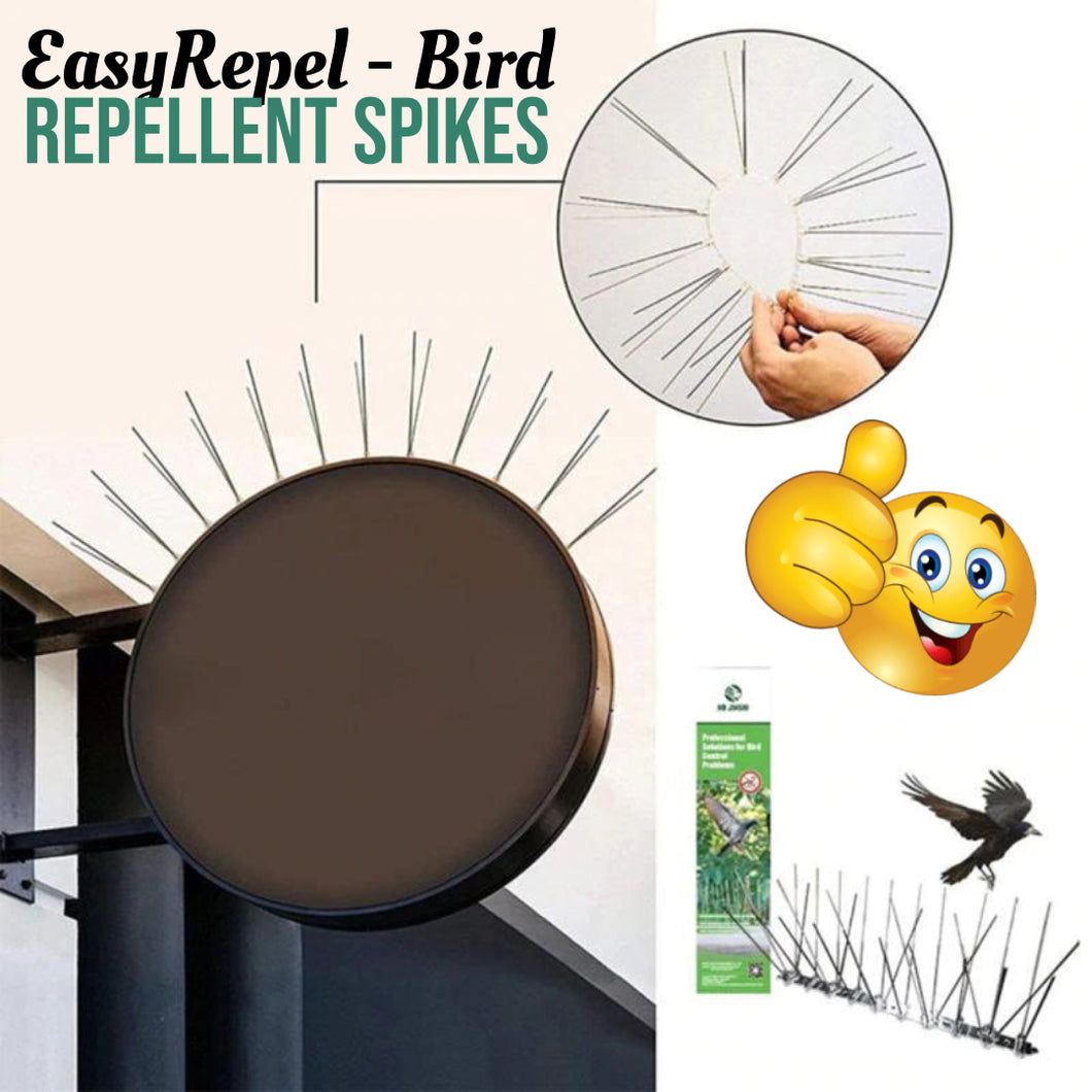 EasyRepel - Bird Repellent Spikes