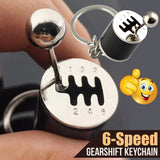 6-Speed GearShift Keychain📢Summer 50% OFF Now!🔥