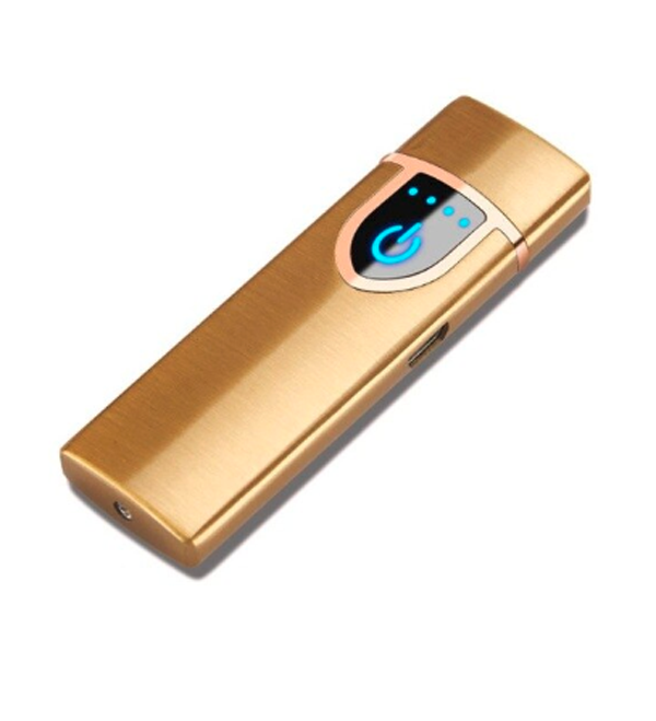 Cool Rechargeable Touch Screen Flameless Cigarette Lighter cigarette lighter cool lighters rechargeable lighter flameless lighter