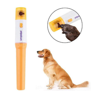 Painless Trimming Pet Nail Grinder File Dog Nail Clipper dog nail trimming dog clippers dog nail grinder dog nail file cat nail clippers cat nail trimming pet nail grinder