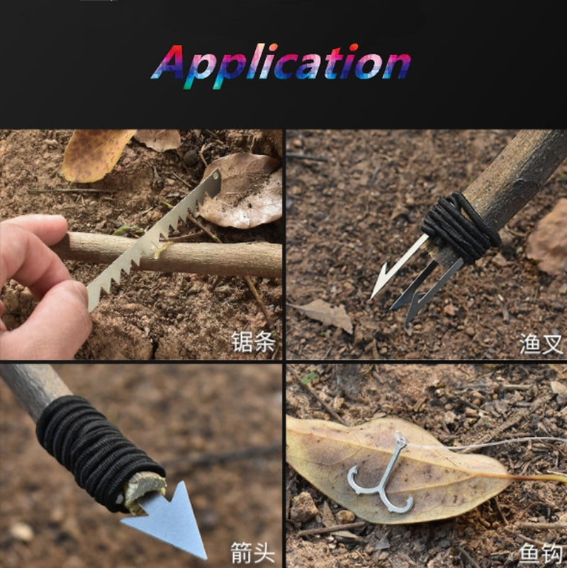 SurvivaGear 22 in 1 Pocket Tool