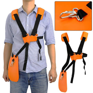 Double Shoulder Strap Brushcutter Harness 🔥Flash Sales 63% OFF Today Only