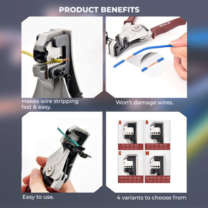 EasyStrip Automatic Wire Stripper
