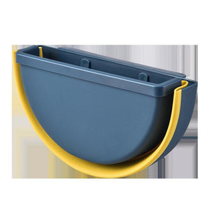 TrashWise Collapsible Hanging Trash Bin