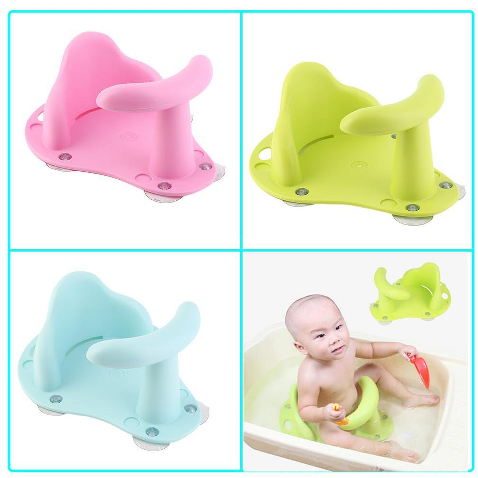 Anti-slip Safety Toddler and Baby Bath Seat Chair Ring baby bath ring baby bath chair toddler bath seat baby tub seat aby bath seat ring