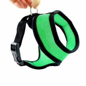 No-Pull No-Choke Ultra Comfy Small Dog or Cat Harness