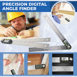 Precision Digital Angle Finder