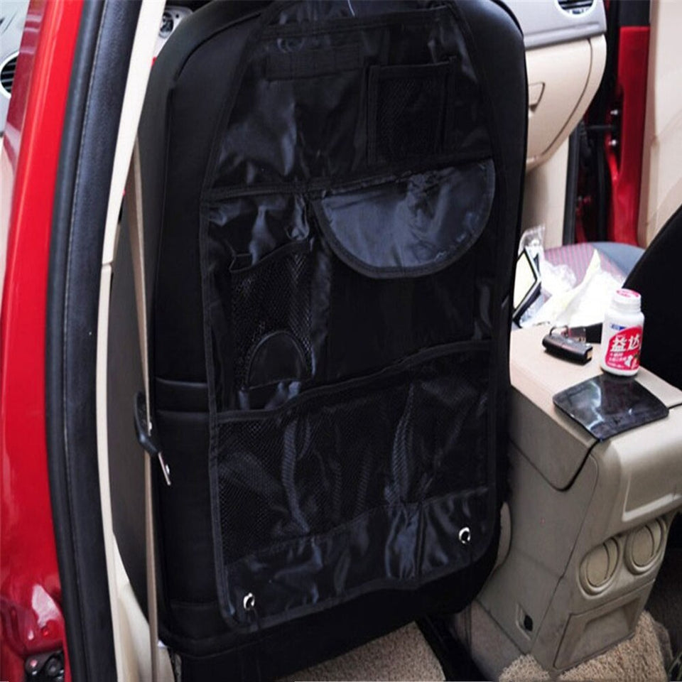 Auto Accessories Waterproof Back Seat Car Organizer Pockets