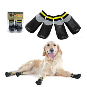 Outdoor Paw-protecting Dog Boots | Viondeals