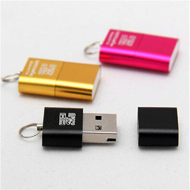 High-Speed Mini USB Memory Card Reader | Viondeals
