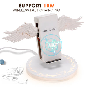 Angel Wings Wireless Charger | Viondeals