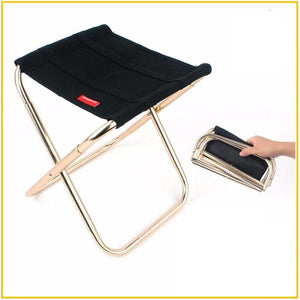 Ultra Light Weight Outdoor Folding Chair with Storage Bag