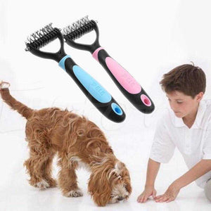 Dog Shedding Tool Deshedder Brush for Dogs and Cats petshed furminator for dogs furminator for cats furminator brush dog shedding brush dog deshedder cat shedding