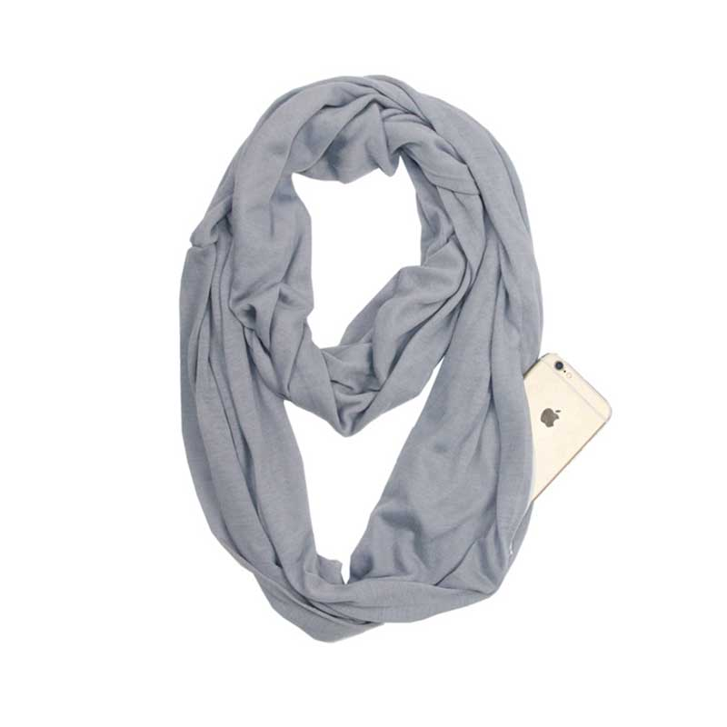 StashScarf Convertible Pocketed Scarf