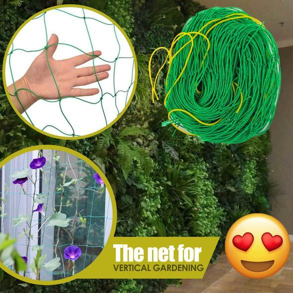 Garden Plants Climbing Net -Today Only 58% OFF🔥