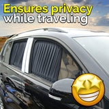 Car SunShade Visor (2 Pieces)